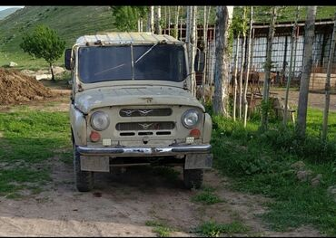 Транспорт - Шевченко: UAZ 469 2.9 л. 1988