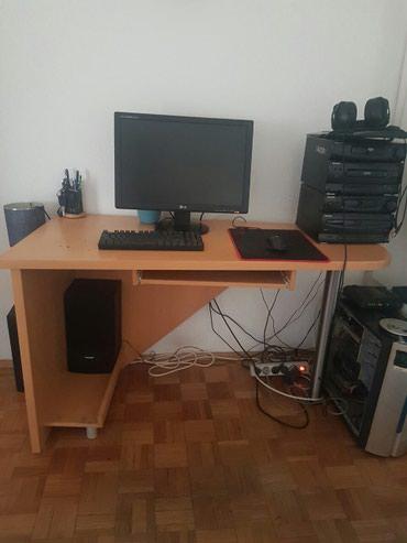 Radni sto Puno drvo Bukva - Novi Sad