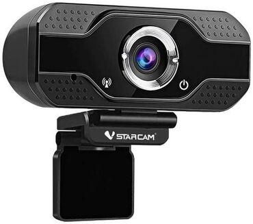 Видеокамера - Кыргызстан: VSTARCAM CU3 - 1080P Full HD 2.0 MP USB-веб-камерыОписаниеЭта Vstarcam