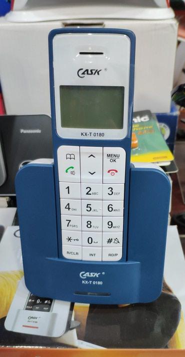 Bakı şəhərində Stasionar telefon