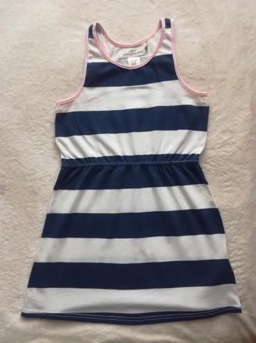 Haljina-leprsava - Srbija: H&M haljina .Veličina 110/116,uzrast 4-6 godina.Nošena par puta.U