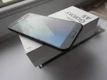 Автомобиль audi a5 - Кыргызстан: Samsung Galaxy A5 2017 32 ГБ Черный