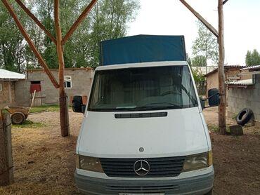 грузовой в Кыргызстан: Продаю спринтер грузовой 412 двух скатный,обьем 2,9