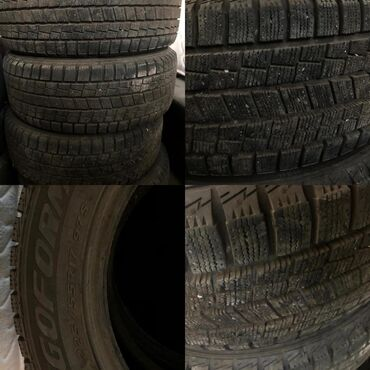 шини б у 215 60 17 в Кыргызстан: Куплю шины R17