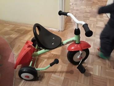 Kettler tricikl sa guralicom!!! Nemačka proizvodnja!!! Eko - Belgrade