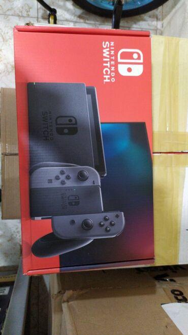 Oyun Konsulu Nintendo SwitchOperativ yaddaş: 4GBDaxili yaddaş: 32
