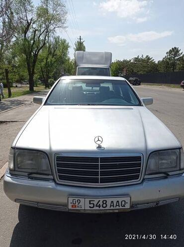 Mercedes-Benz S600 3 л. 1996 | 220000 км