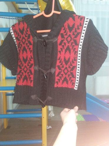 Новая укороченная жилетка Terranova, размер L в Бишкек