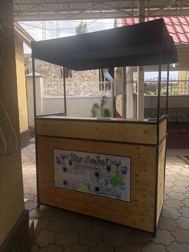 Продаю тележку для торговли коктейлей можно на своё усмотрение высота