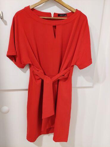 12 oglasa: Ciklama haljina Br 40