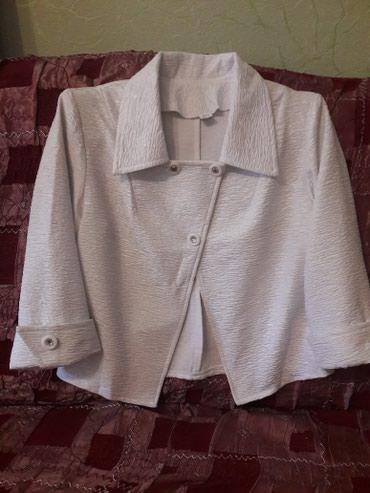 Продаю пиджак из трикотажа в Бишкек