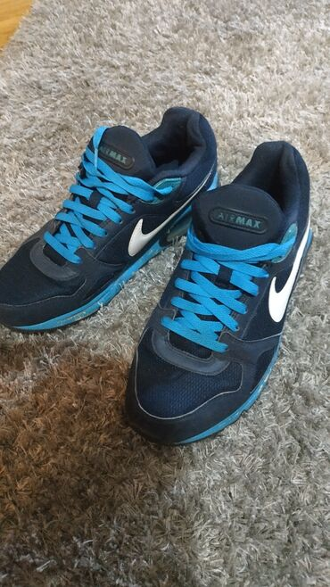 Original - Srbija: Nike Air MAX 43(27,5cm)ORIGINALOvakva kombinacija boja je stvarno