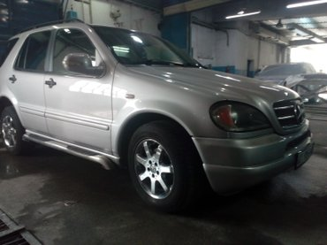 Mercedes-Benz ML 430 1999 в Бишкек