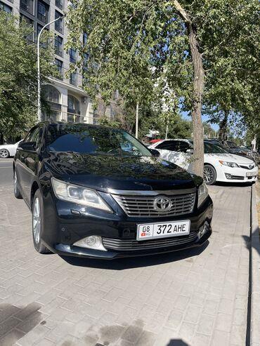 продаю фольксваген транспортер т2 бишкек в Кыргызстан: Toyota Camry 2.4 л. 2012   73000 км