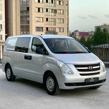 хундай старекс бишкек in Кыргызстан   HYUNDAI: Hyundai H-1 (Grand Starex) 2.5 л. 2010