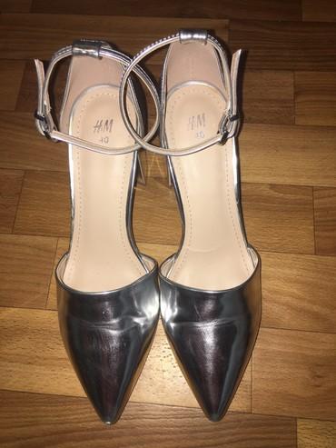H&M туфли, размер:40