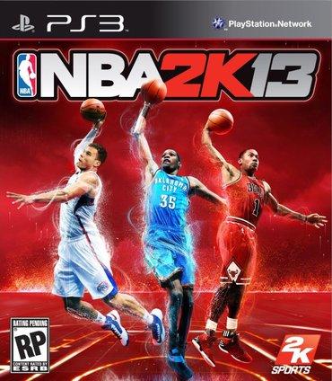 """Bakı şəhərində """"NBAK13"""" (PS3)"""