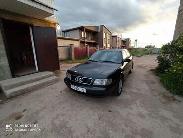 Автомобили - Чок-Тал: Audi A6 2.6 л. 1995