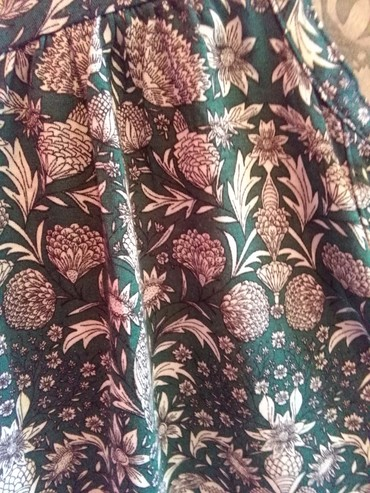 Bluze zavkrupnije dame ,zelena I  plava,rastezljiv materija - Sombor - slika 7