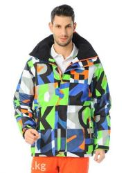 Сноубордная куртка quiksilver mission printed в Бишкек