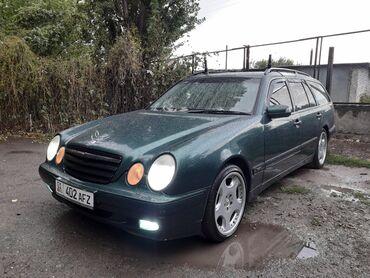 Mercedes-Benz E 320 3.2 л. 2000 | 325000 км