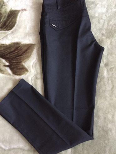 Женские брюки, размер 44-46, прямые, Турция, отл. сост. в Бишкек