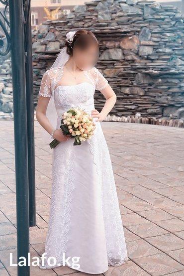 Продаем свадебное платье. Покупалось в Бишкек