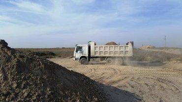 продаю ивановский сеяный и мытый песок с доставкой в город. мелкая фра в Бишкек