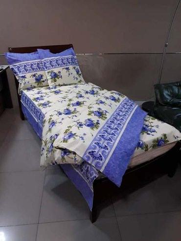 Постельное белье на односпальную кровать-есть расцветки в Бишкек