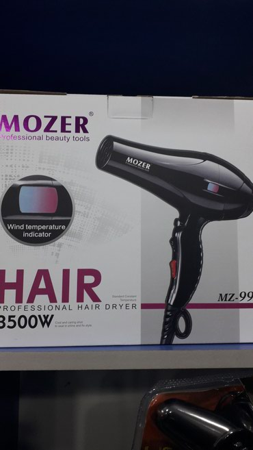 Xırdalan şəhərində Mozer saç feni təmiz 3500 vat güzü keyfiyyətinə tam zəmanət