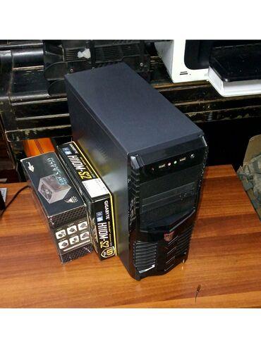 видеокарты gigabyte в Кыргызстан: Игровой 7 поколения i3 7100, видеокарта 4гб, 8Gb DDR4продаю игровой
