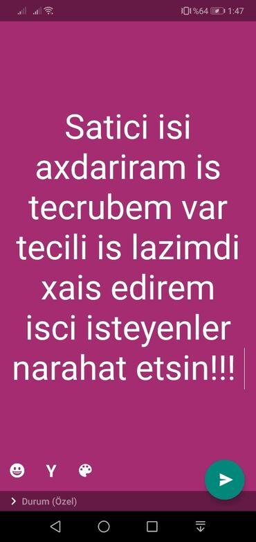 deri aksesuarlar - Azərbaycan: Satış məsləhətçiləri. 1-2 illik təcrübə
