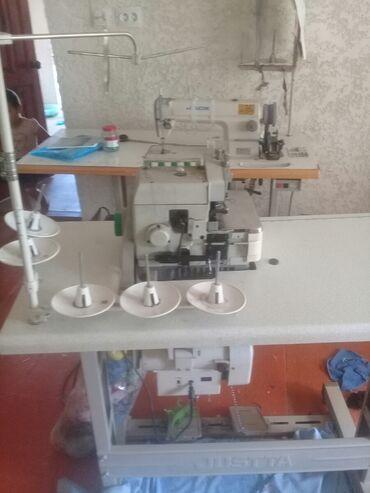 Услуги - Кызыл-Суу: Ремонт   Швейные машины
