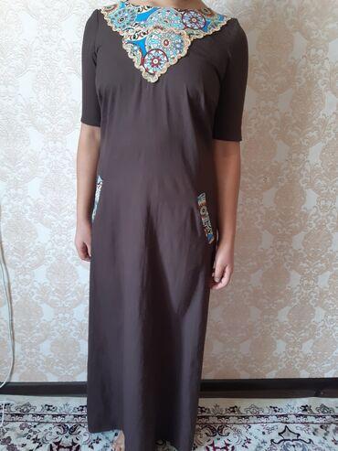 Женская одежда - Кок-Джар: Платье стандарт до 48