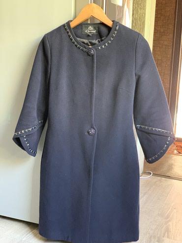 Осенне- Весеннее пальто размер 42,44, в хорошем состоянии