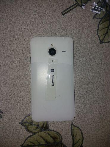 Microsoft Lumia 640xl LTE Windows 10 əməliyyat sistemi telfon