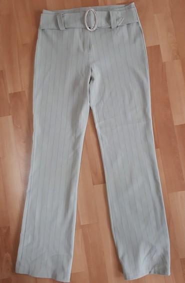 Elegantne pantalone iz francuske odg. S/M vel. Rastegljive. 95% - Jagodina