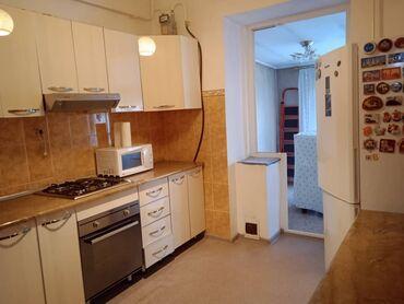 Продажа квартир - Север - Бишкек: Индивидуалка, 3 комнаты, 84 кв. м Теплый пол, Без мебели, Кондиционер
