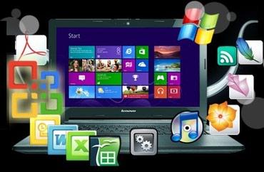 Установка Любых видов Windows ХР, 7, 8.1, 10. в Бишкек