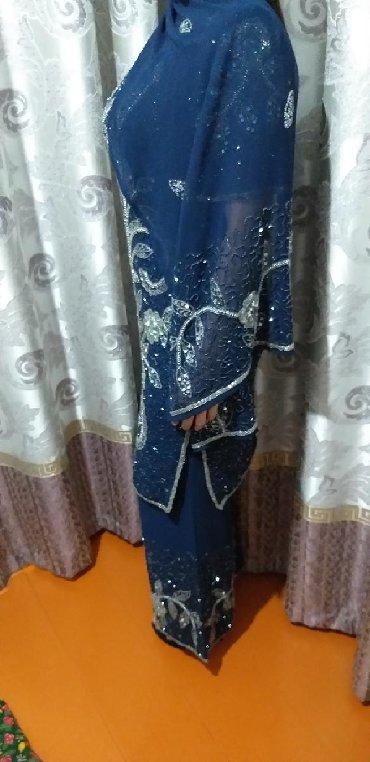 Индийская сари, ручной работы привезённая из Индии на заказ, одевала