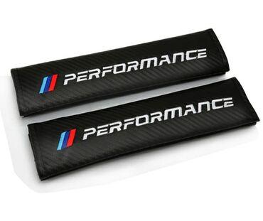 Bmw 2 серия active tourer 220d mt - Srbija: Bmw M performance carbon navlake za pojas 2 komada    Bmw M Performanc