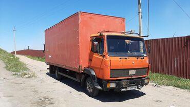 Продаю Мерседес 814 грузовой6 куб. Простой мотор. 1991гМотор кап
