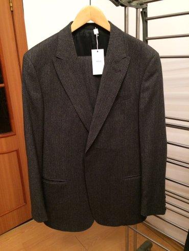 Мужской костюм от итальянского бренда в Бишкек