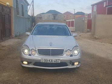 Bakı şəhərində Mercedes-Benz E 270 2002
