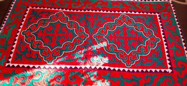 Декор для дома - Кыргызстан: Продаётся шырдак. Новая Сделано в Ат-Башы. Размер 180×300. Небольшой