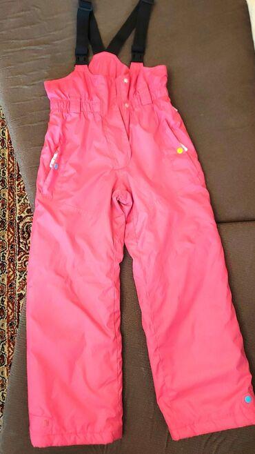 Pantalone lantis - Srbija: Etirel ski pantalone,velicina 10 godina(140).Bez ikakvog ostecenja,kao