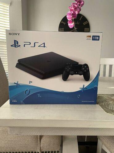 127 объявлений | ЭЛЕКТРОНИКА: Консоли нави консолии Sony PlayStation 4 1TB Slim GamingWhatsApp: +1 9