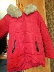 стильную зимнюю куртку в Кыргызстан: Продаю зимнюю куртку,длина чуть выше колен