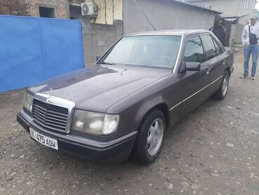Mercedes-Benz 230 2.3 л. 1992