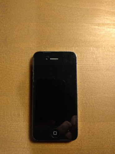 Apple iPhone 4 Black σε Kamatero